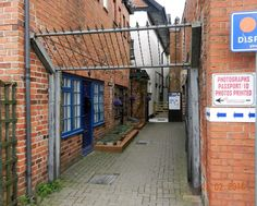 Cottage in Leominster town centre