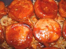 Tournedos au poulet saveur érable et BBQ Grubs, Everyday Food, Vinaigrette, Barbecue, Entrees, Food To Make, Favorite Recipes, Chicken, Dinner