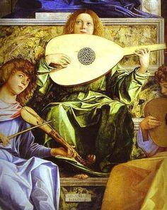 Giovanni Bellini (1426-1516) Madonna and  Child, altarpiece
