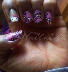 Its Hello Kitty