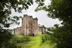 Inspiration for Gealach Castle
