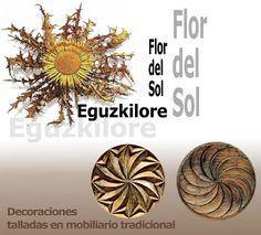 Flor del Sol - Eguzkilore