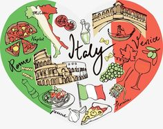 Find Heart Shape Italy Vector Icons stock images in HD and millions of other royalty-free stock photos, illustrations and vectors in the Shutterstock collection. Art Journal Pages, Bullet Journal Ideas Pages, Italy Map, Italy Travel, Wreck This Journal, Ideas Scrapbooking, Italy Party, Peace Pole, Travel Icon