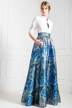Temperley London Pre-Fall 2015 Fashion Show
