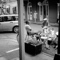 Royal Street #neworleans #frenchquarter #louisiana #fujifilm #x100t #monochrome #bw by adam_clayman