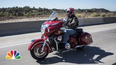 2014 Indian Chief Motorcycles - Jay Leno's Garage