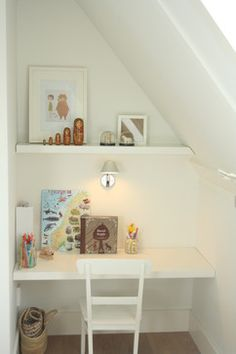 Kids Photos Built-in Desk Design, Pictures, Remodel, Decor and Ideas - page 3