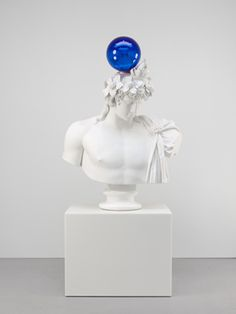 Jeff Koons - Gazing Ball (Antinous-Dionysus)