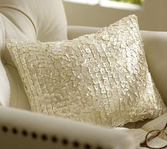 Jewel Lumbar Pillow Cover #potterybarn