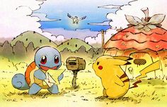 Pokemon - Mystery Dungeon