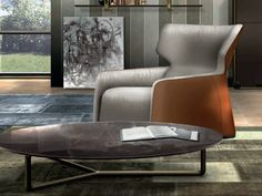 BERGERE UPHOLSTERED ARMCHAIR WITH ARMRESTS ILARY ESEDRA SUITES COLLECTION BY ESEDRA BY PROSPETTIVE | DESIGN STUDIO MEMO