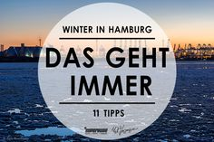 Winter in Hamburg – 11 Vergnügen, die immer gehen Together with our friends from the Superbude, we picked out 11 things that always go in wintry Hamburg! Cities In Germany, Germany Travel, Future City, Pompeii, Oh The Places You'll Go, Places To Travel, Holiday Destinations, Travel Destinations, Travel Around The World