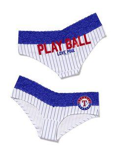 TX Rangers hipster - so cute! Tx Rangers, Rangers Gear, Rangers Baseball, Texas Baseball, Baseball Pants, Baseball Fight, Baseball Season, Pink Games, Victoria Secret Fragrances