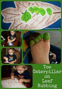 Toe Caterpillar <3