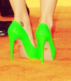 Check out LoveItSoMuch.com to discover unique products like Bright Neon Shoes For Fashion Women.