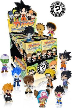 Mystery Minis: Best of Anime S2 (Blind Boxed)