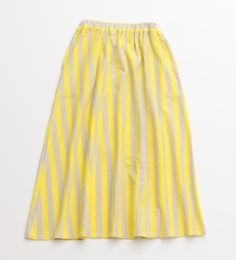 Japanese striped skirt | 10 Neon/Fluro Images for Summery Inspiration, a post on www.oaxacaborn.com
