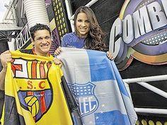 """Domenica Saporiti """"ni de broma me pondria la camiseta de Barcelona"""""""