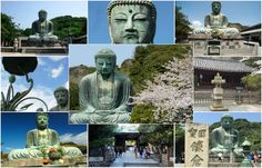 Kotokuin (Great Buddha of Kamakura), Kamakura - Japan day 6