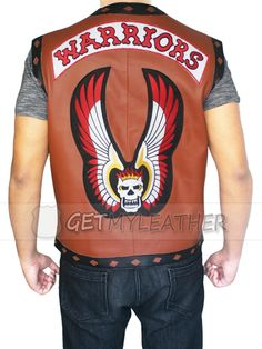 To all man  who want to stay trendy in the race of fashion, here is an amazing assortment of trendy Movie Michael Beck The Warriors Vest! Rush up to grab yours now.