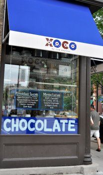 must go have the hot chocolate here on next Chicago visit