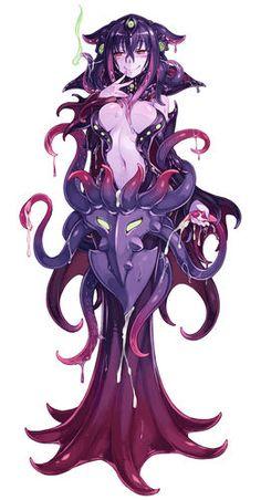 Mindflayer - Monster Girl Encyclopedia Wiki - Wikia