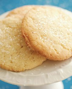 Low FODMAP Recipe and Gluten Free Recipe - Vanilla Cookies http://www.ibssano.com/vanilla_cookies.html