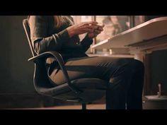 Scaunele rotative din familia LÅNGFJÄLL au suport lombar care previne durerile de spate așa că orele de lucru pot trece mai ușor și mai relaxant. Mai, Recliner, Ikea, Lounge, Modern, Furniture, Home Decor, Lower Backs, Airport Lounge