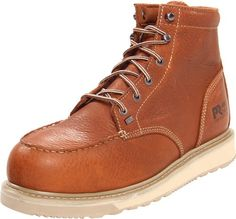 da265c3572 Amazon.com | Timberland PRO Men's Barstow Wedge Alloy Steel Toe Work Boot,  Brown, 7 M US | Industrial & Construction Boots