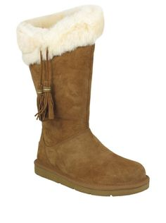 Ugg Boots Womens Plumdale Chestnut