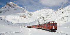 A Beautiful Train Journey