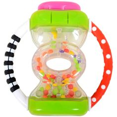 Hour Glass Rattle by Sassy 14, LLC - $6.95