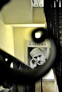 Arturo Toscanini from stairs (Ph. Annalisa Andolina)