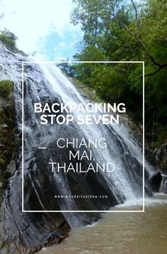 Backpacking Asia stop seven- Chiang mai was the first stop when back in Thailand seeing what northern Thailand had to offer. We saw as many sights as possible, did a thai cookery class, trekked the jungle and shopped till we dropped...