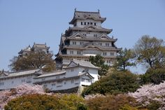 TIL Japan has a list of Top 100 Castles chosen based on their significance in culture history and in their regions by the Japanese Castle Foundation Gunma, Wakayama, Hyogo, Château De Himeji, Kumamoto Castle, Himeji Castle, Takeda Castle, Castle Window, Viajes