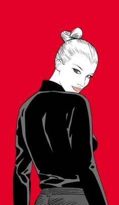 Diabolik Hi, I'm Eva - Mycrom tela - Prima edizione Diabolik, Superhero Images, Comic Art, Comic Books, Jean Giraud, Kids Fashion Photography, Woman Drawing, Illustrations And Posters, Cartoon Drawings