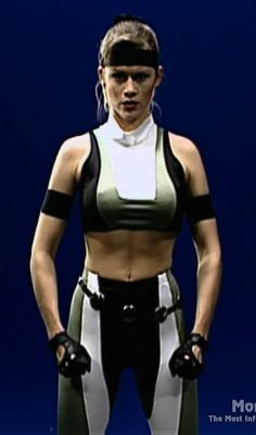 Sonya Blade screenshots, images and pictures - Comic Vine