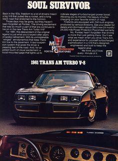 pontiac firebird trans am turbo 1981