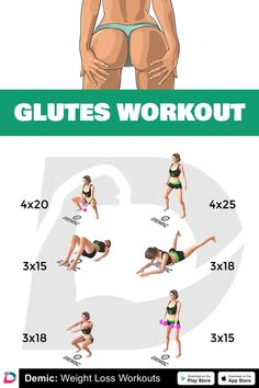 Easy Workouts, At Home Workouts, Butt Workouts, Lower Body Workouts, Workout Women At Home, Fitness For Women, Body Weight Workouts, Workout At Home, Easy Ab Workout