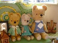 jackets and dresses for teddy bears