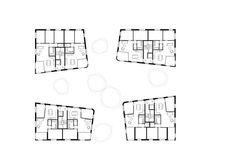 Geviert - Wohnüberbauung in Näfels Planer, Floor Plans, Layout, Concept, How To Plan, Architecture, Inspiration, Thesis, Sketch