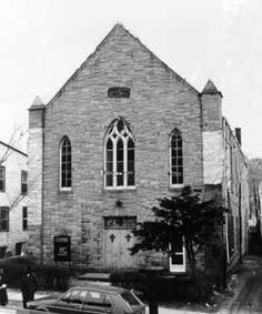 Foster Memorial Church - Underground Railroad Historical Site