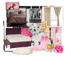 """""""bed stets decoration"""" by wendy-737 on Polyvore featuring interior, interiors, interior design, home, home decor, interior decorating, UGG Australia, Justin Bieber and dormroomstyle"""