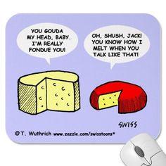 funny cartoons of food | Tingers Tastings: Food Comic Monday: Aww, its Dairy Love!