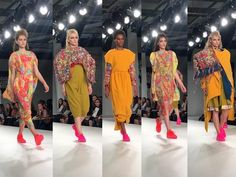 Another year in the front row for the Birmingham City University show during Graduate Fashion Week, and they just keep getting better. Birmingham City University, Fashion Week 2016, Front Row, Dresses With Sleeves, Long Sleeve, Gowns With Sleeves, Sleeve Dresses, Long Dress Patterns