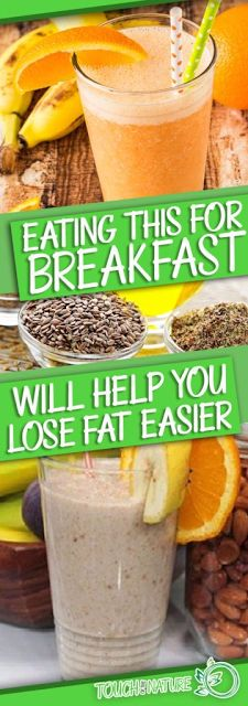 Eating This for Breakfast for 1 Month Helps You Lose Fat Easier