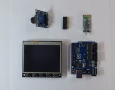 Transfer images over Bluetooth between an Arduino and an Android phone. Find this and other hardware projects on Hackster. Arduino Bluetooth, Arduino Shield, Serial Port, Smart Home, Sd Card, Blue Tooth, Robotics, Cameras, Raspberry