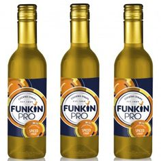Funkin introduces new 'spiced' single batch syrup