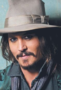 Just because everyone needs a little bit of Johnny Depp