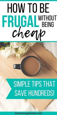Frugal living tips to save money every day. These simple living tips will help save money, boost your budget and spend less money, all without being cheap. Live more frugally this year, and improve your finances with these money saving tips. Best Money Saving Tips, Money Saving Challenge, Money Tips, Money Saving Hacks, Money Plan, Money Budget, Savings Challenge, Money Box, Earn Money